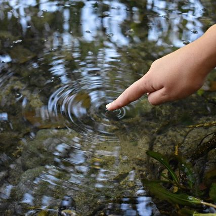 finger water rings
